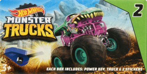 Mattel Hot Wheels® Monster Trucks Mini Trophy Truck - Assorted Perspective: front