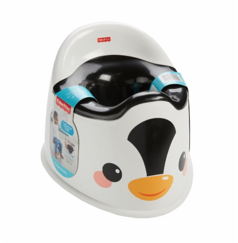 Fisher-Price® Penguin Potty Perspective: front