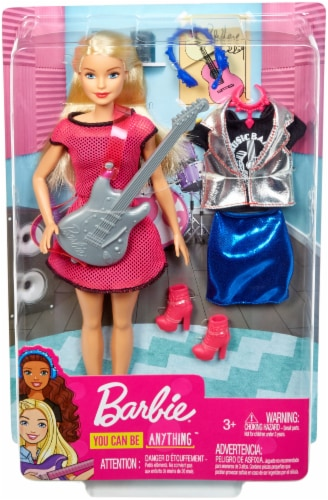 Mattel Barbie® Musician Doll Perspective: front
