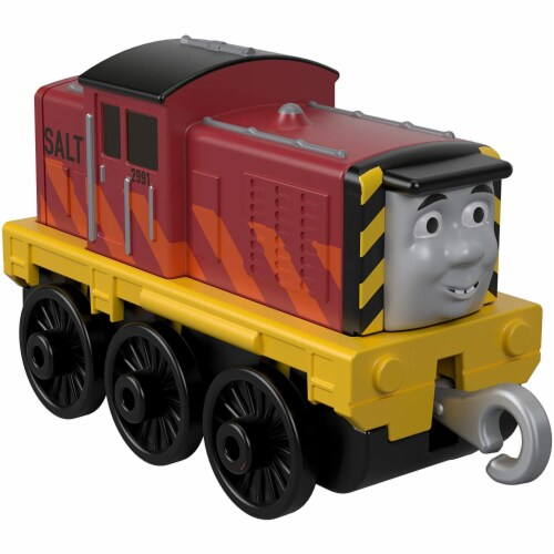Fisher-Price® Thomas Friends TrackMaster Salty Perspective: front