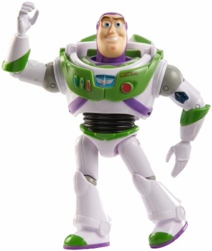 Mattel Disney Pixar Toy Story 4 Buzz Lightyear Figure Perspective: front