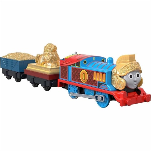 Fisher-Price® Thomas & Friends  TrackMaster Armored Thomas Perspective: front