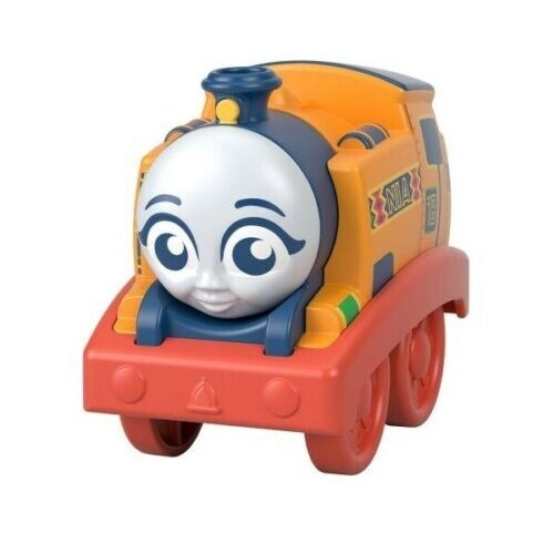 Fisher-Price My First Thomas & Friends Push Along Nia Train Perspective: front