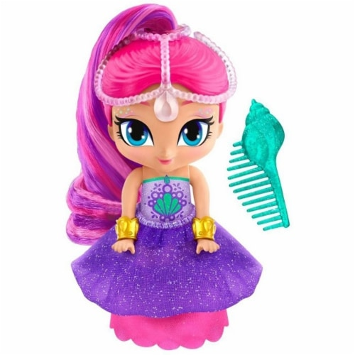 Fisher-Price Nickelodeon Shimmer & Shine - Ocean Genie Shimmer Perspective: front