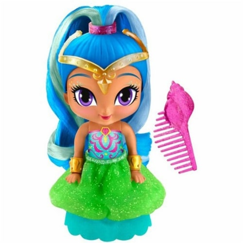 Fisher-Price Nickelodeon Shimmer & Shine - Ocean Genie Shine Perspective: front