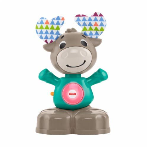 Fisher-Price® Linkimals Musical Moose Perspective: front