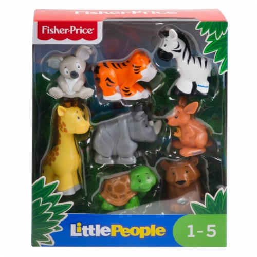 Fisher-Price® Little People Safari Animal Friends Perspective: front