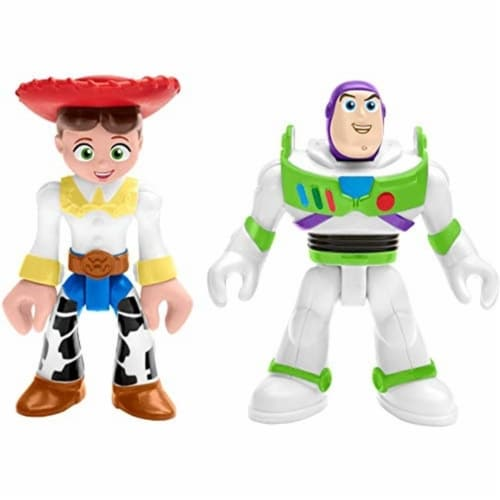 Fisher-Price Disney/Pixar Toy Story 4 Buzz & Soldier Perspective: front