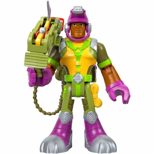 Fisher-Price® Rescue Heroes Rocky Canyon Perspective: front