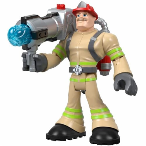 Fisher-Price® Rescue Heroes Billy Blazes Perspective: front