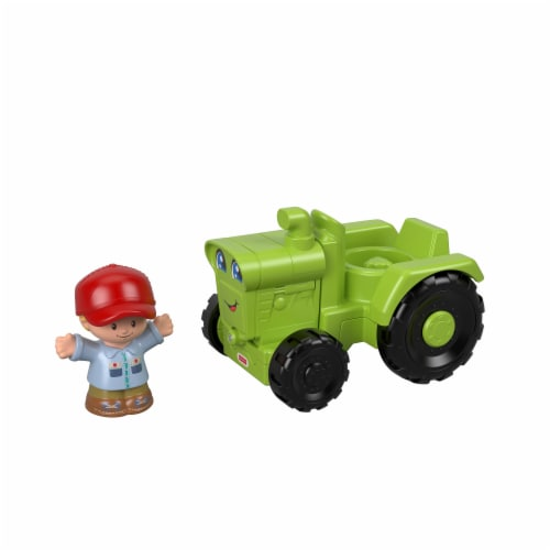 Fisher-Price® Little People® Helpful Harvester Tractor Perspective: front