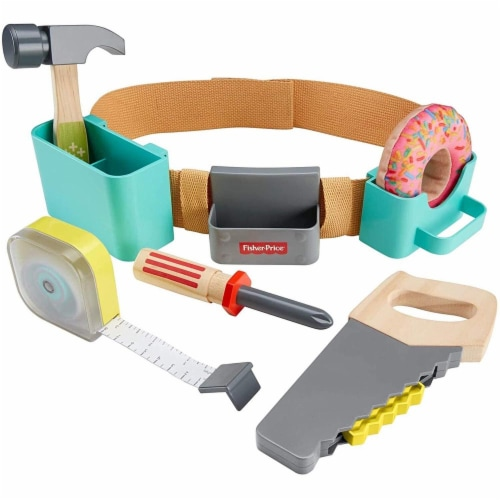 Fisher-Price DIY Tool Belt Perspective: front