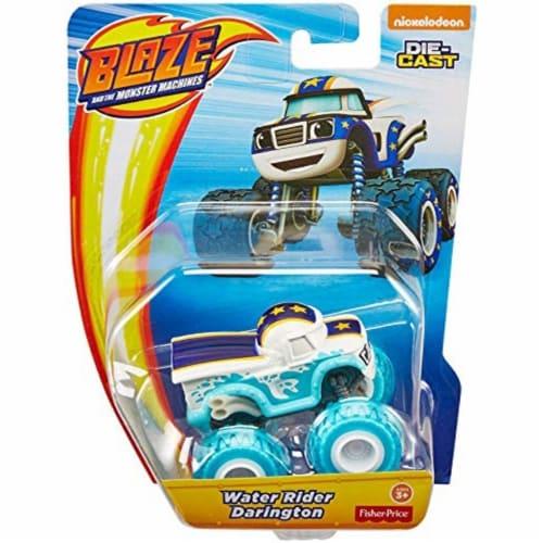 Fisher-Price Nickelodeon Blaze & The Monster Machines - Water Rider Darington Perspective: front