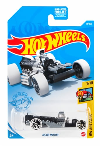 Hot Wheels Basic car Perspective: front