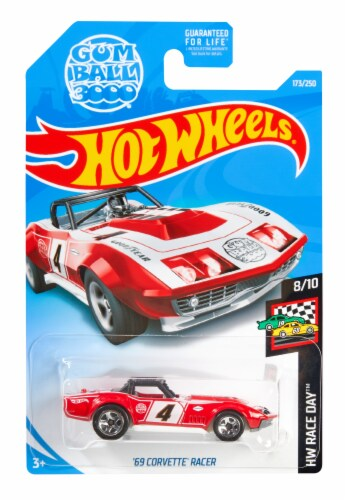 Mattel Hot Wheels® Basic US Car - Assorted Perspective: front