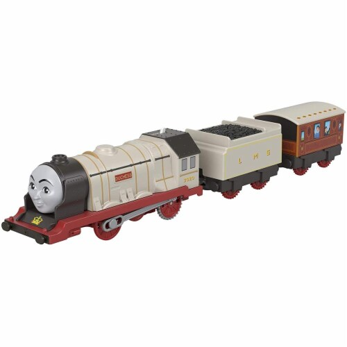 Fisher-Price® Thomas & Friends Motorized Duchess Perspective: front