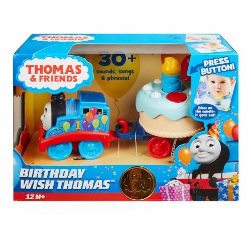 Mattel Thomas & Friends Birthday Wish Thomas Perspective: front