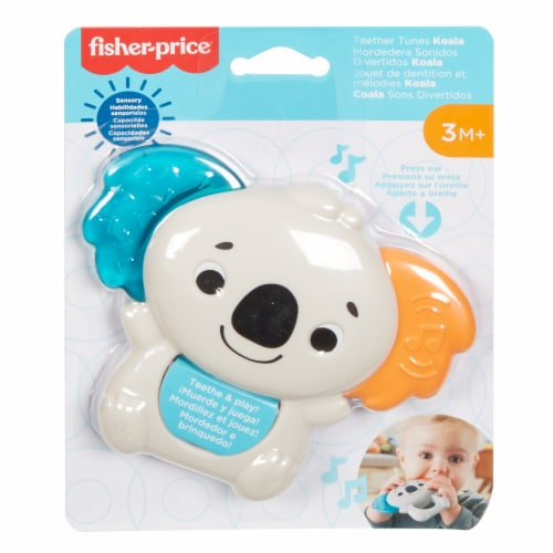Fisher-Price® Teether Tunes Koala Perspective: front