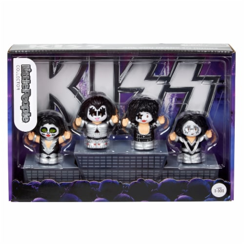 Fisher-Price® Kiss by Little People Perspective: front