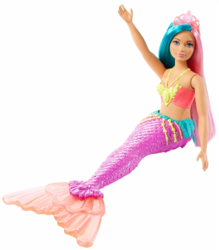 Mattel Barbie® Dreamtopia Surprise Mermaid Doll - Assorted Perspective: front