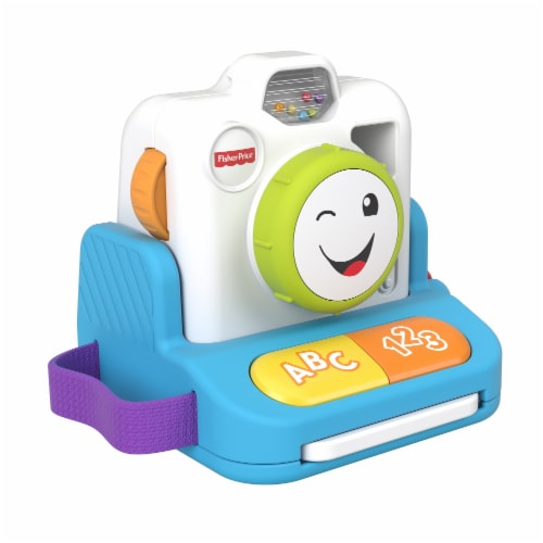 Fisher-Price® Laugh & Learn Instant Camera Perspective: front