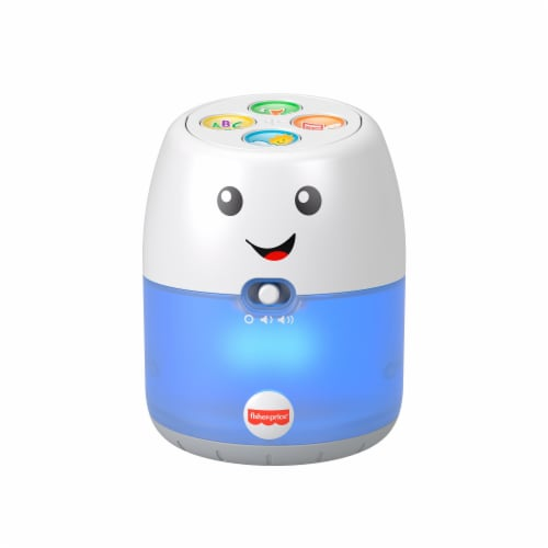 Fisher-Price® Laugh & Learn Babble Wobble Hub Perspective: front