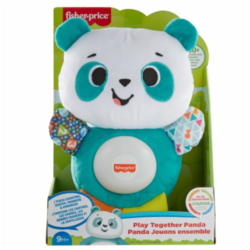 Fisher-Price® Linkimals Play Together Panda Toy Perspective: front