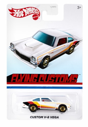 Mattel® Hot Wheels® Assorted Throwback Vehicles Perspective: front