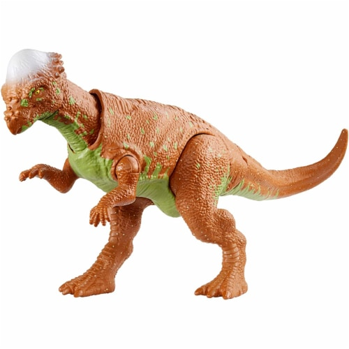 Jurassic World Savage Strike Pachycephalosaurus Figure Perspective: front