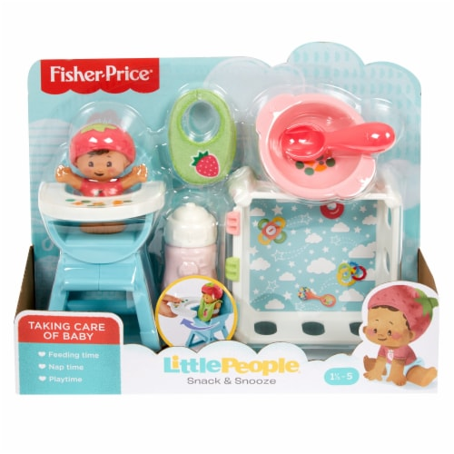 Fisher-Price® Little People Snack Snooze Perspective: front
