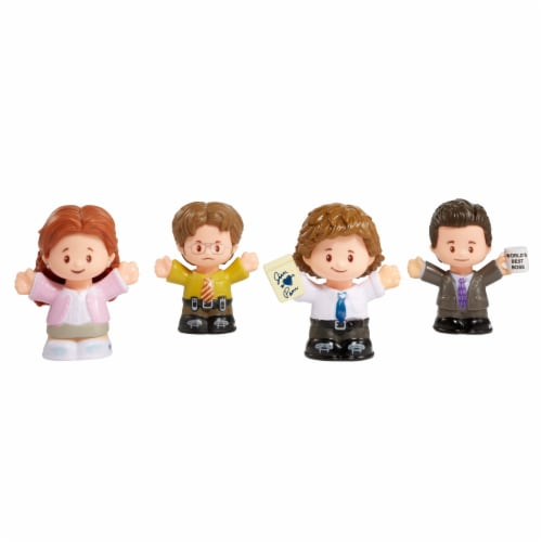 Fisher-Price® Little People The Office Collector Set Perspective: front