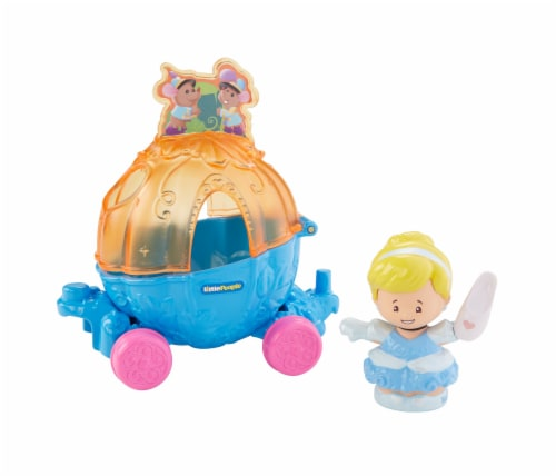 Fisher-Price® Little People Disney Princess Parade Cinderella & Pals Float Perspective: front