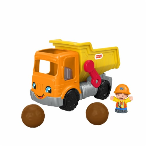 Fisher-Price® Little People Work Together Dump Truck Perspective: front