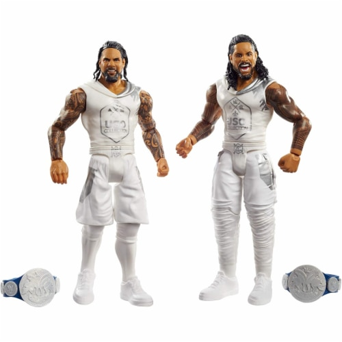 WWE The Usos Battle Pack 2-Pack Perspective: front