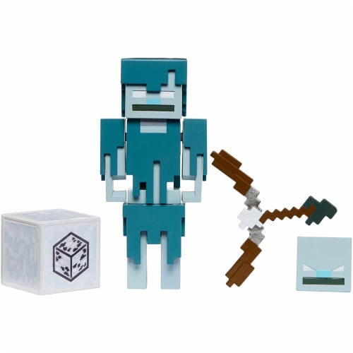 Minecraft Comic Maker Earth Stray Figure Perspective: front