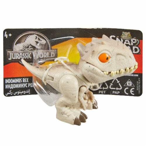 Mattel Jurassic World Snap Squad Dinosaur Action Figure - Assorted Perspective: front