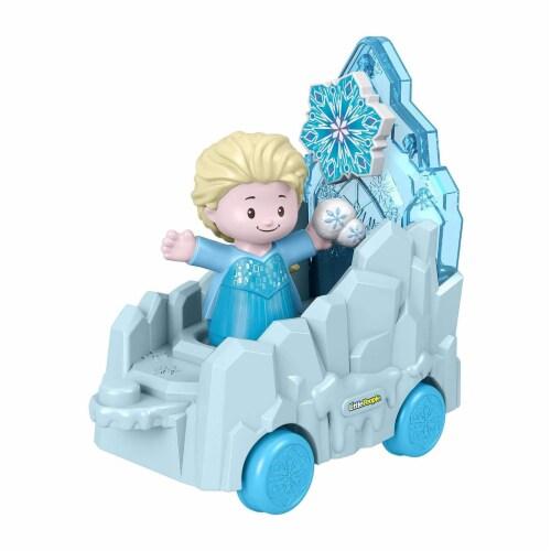 Fisher-Price® Little People Disney Frozen Parade Elsa Float Perspective: front