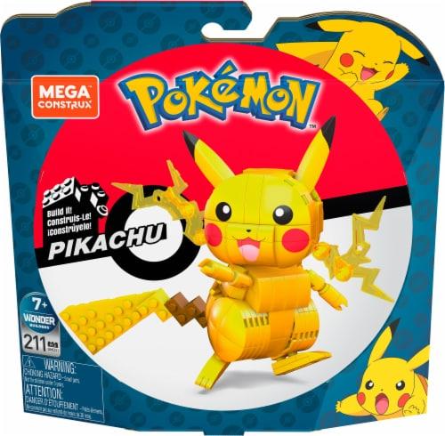 Mega Construx™ Pokemon Building Toy Perspective: front