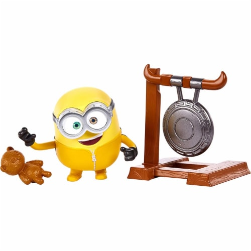 Mattel Minions Action Striking Bob Perspective: front