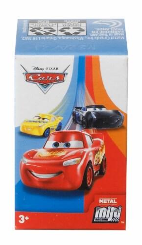 Mattel Disney Pixar Cars Metal Mini Racers Car - Assorted Perspective: front