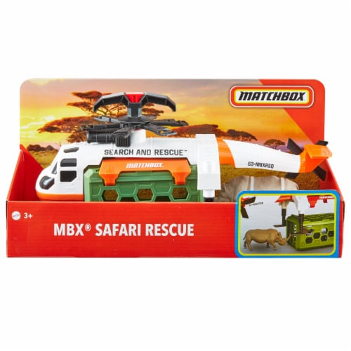 Mattel Matchbox® Rhino Emergency Vehicle - Assorted Perspective: front