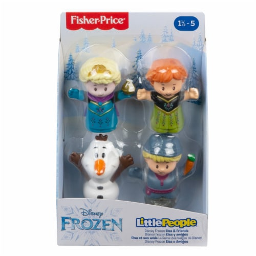 Fisher-Price® Little People Disney Frozen Elsa & Friends Playset Perspective: front