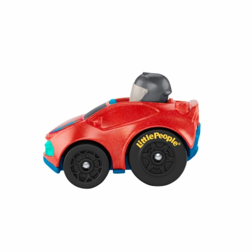 Fisher-Price® Little People Wheelies Vehicle - Assorted Perspective: front