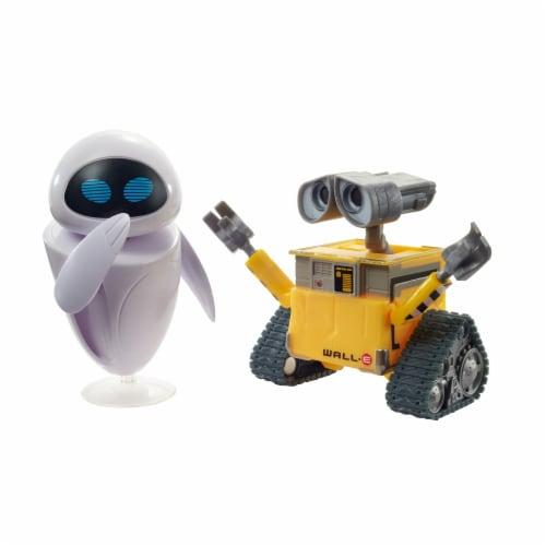 Mattel Disney Pixar Wall-E Eve Action Figure Perspective: front