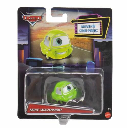 Mattel Disney Pixar Monsters Inc. Mike Wazowski Vehicle Perspective: front