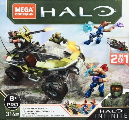 Mega Construx™ Halo Infinite Vehicle Perspective: front