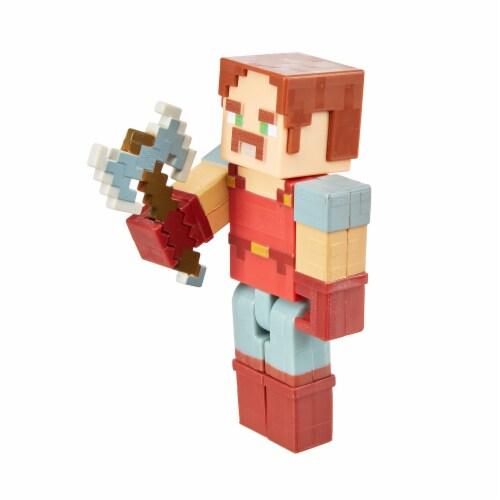 Mattel Minecraft Dungeons 325 Hal Figure Perspective: front