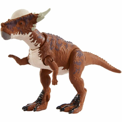 Jurassic World Attack Pack Stygimoloch Figure Perspective: front