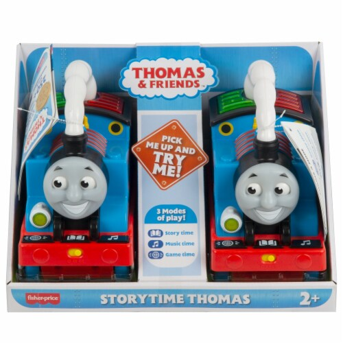 Fisher-Price® Thomas & Friends Storytime Vehicle Perspective: front