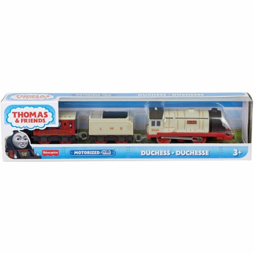 Thomas & Friends Fisher-Price Duchess Motorized Toy Train Perspective: front
